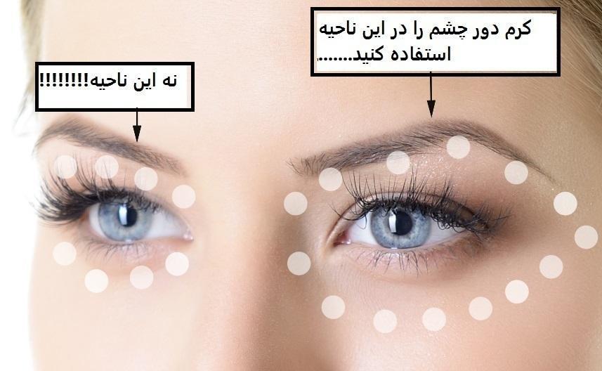 کرم-دور-چشم-ایمجز-آبرسانی-پوست-دور-چسم
