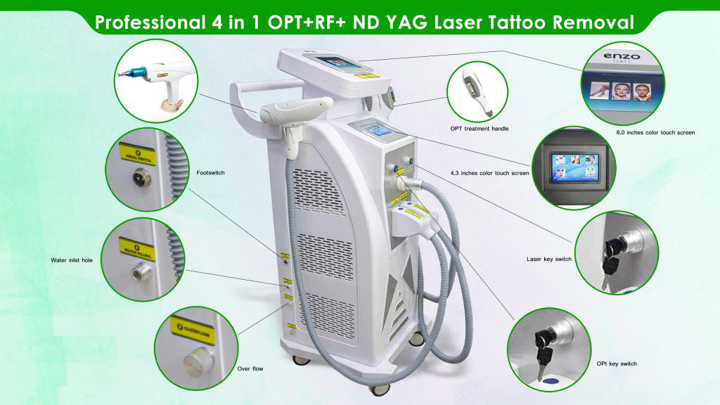 دستگاه-لیزر- موهای- زاید- حذف- تاتو- اورجینال