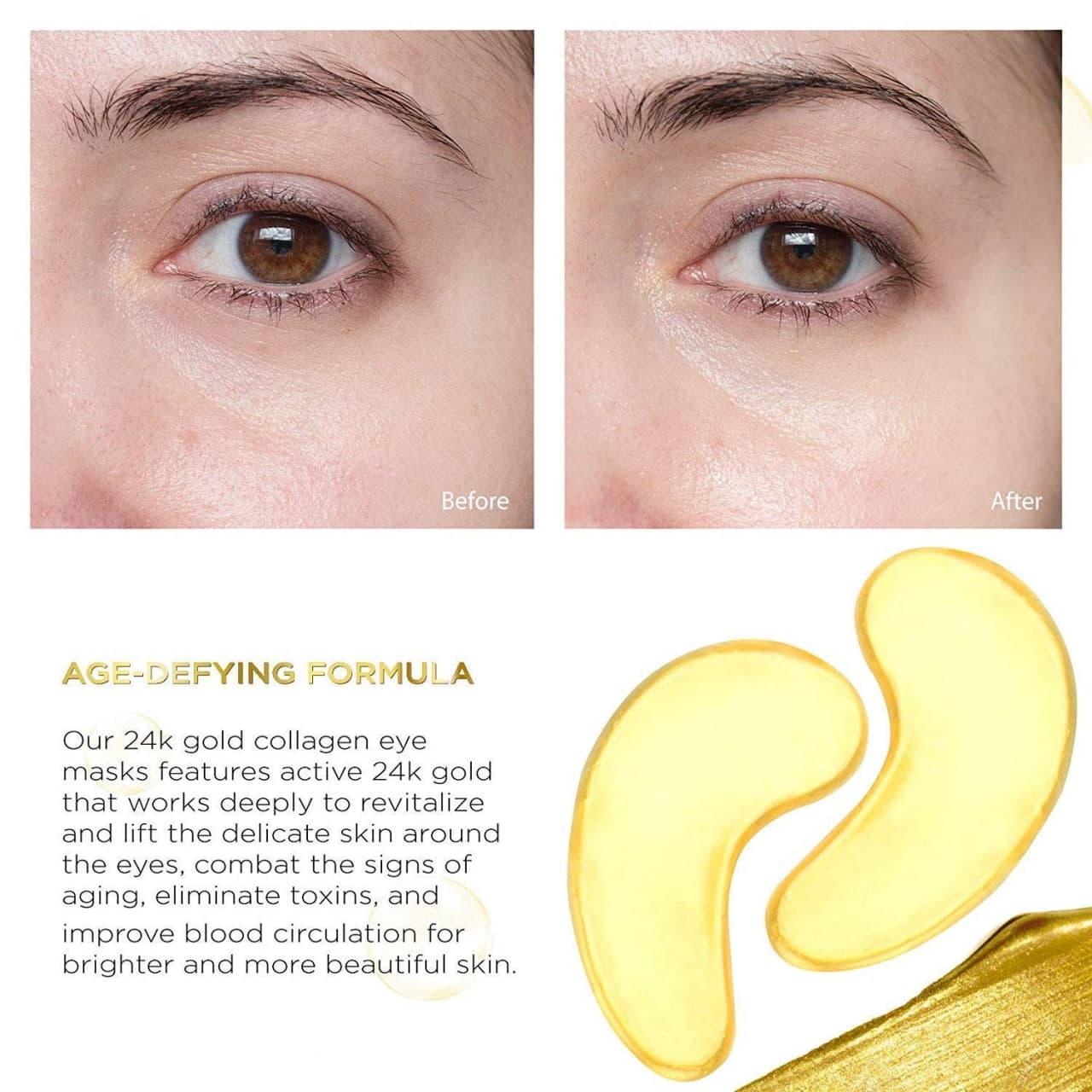 ماسک-طلای-دور-چشم-کلاژن-