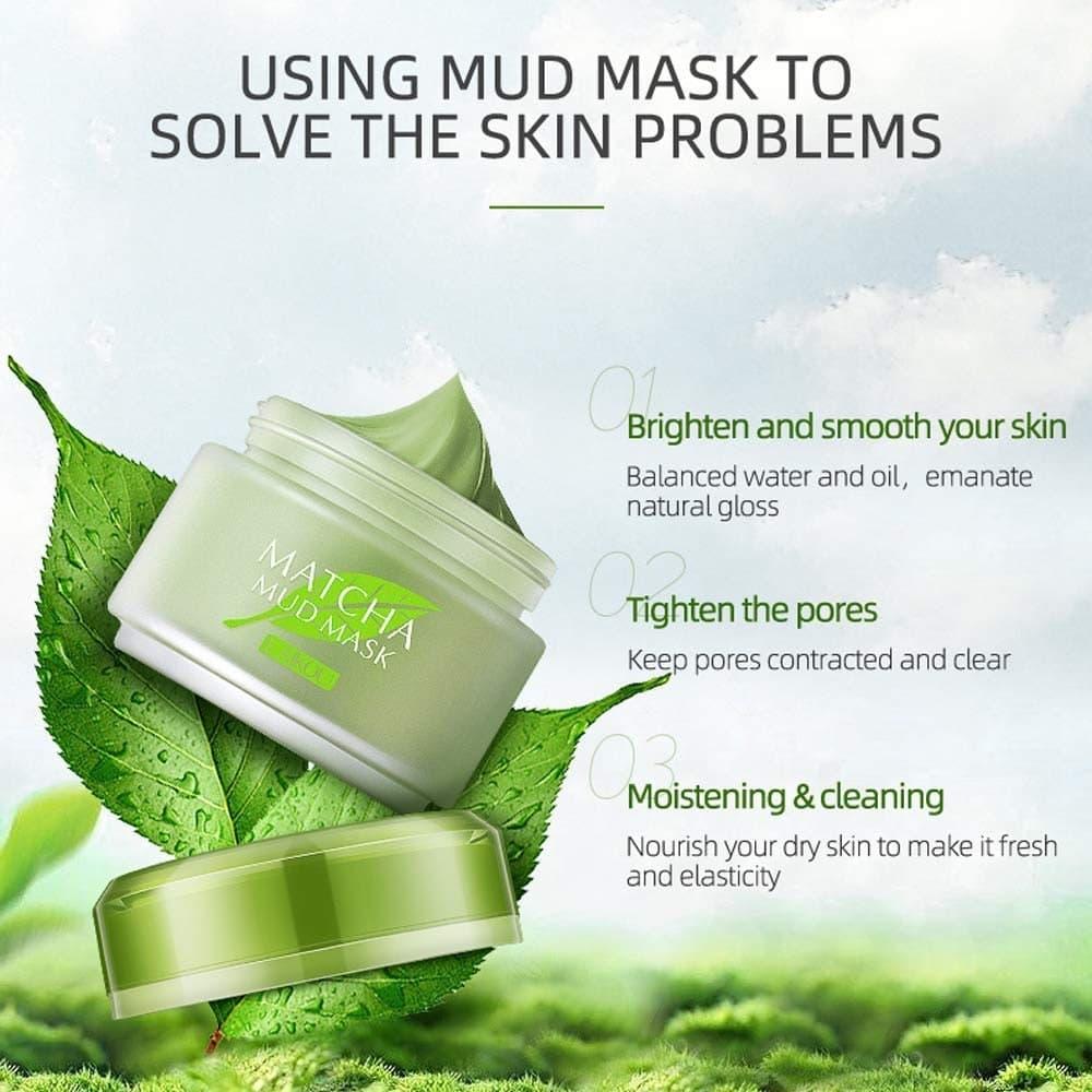 ماسک-لجن-صورت-چای-سبز-لایکو