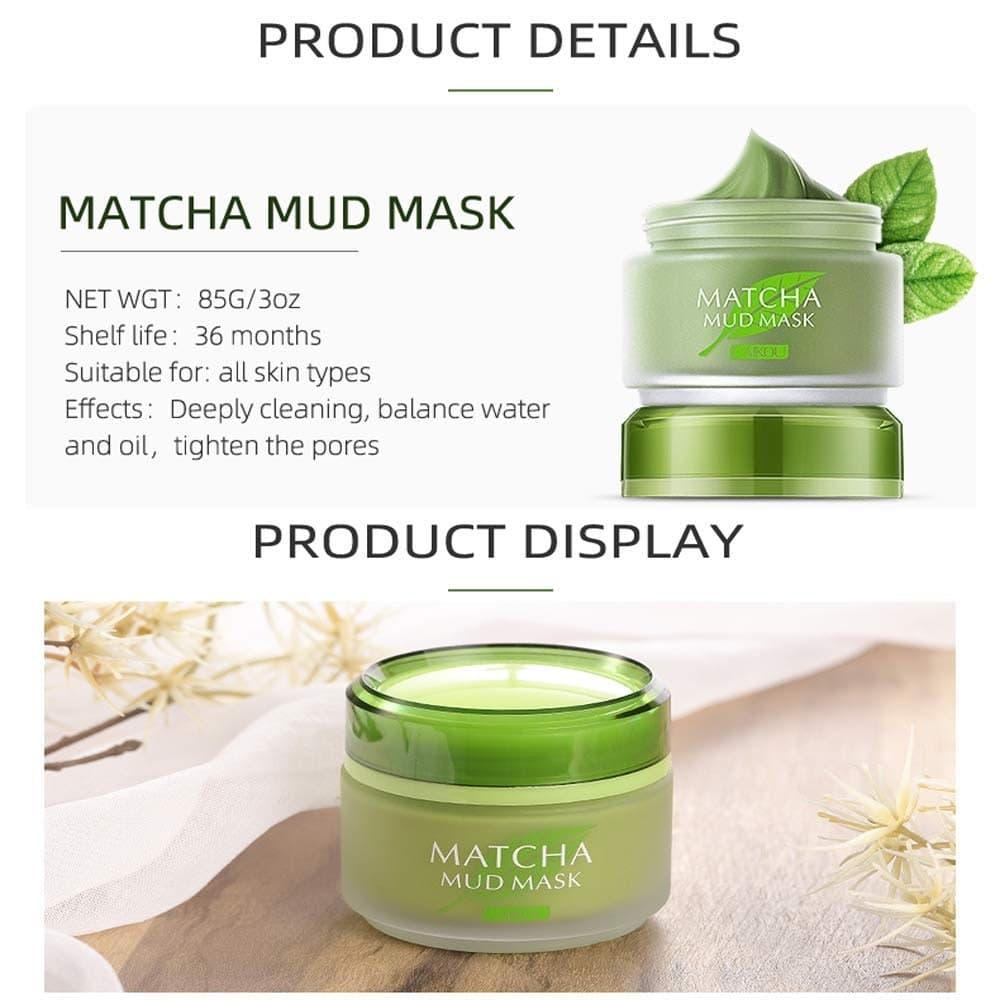 ماسک- لجن- صورت-چای-سبز-لایکو