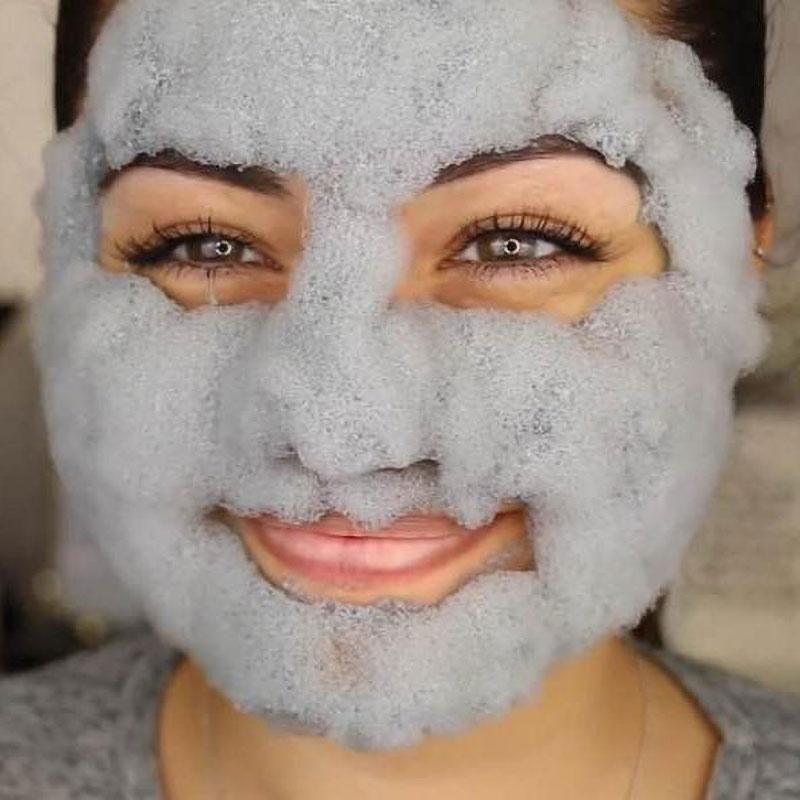 ماسک-حبابی-صورت-امینو-اسید