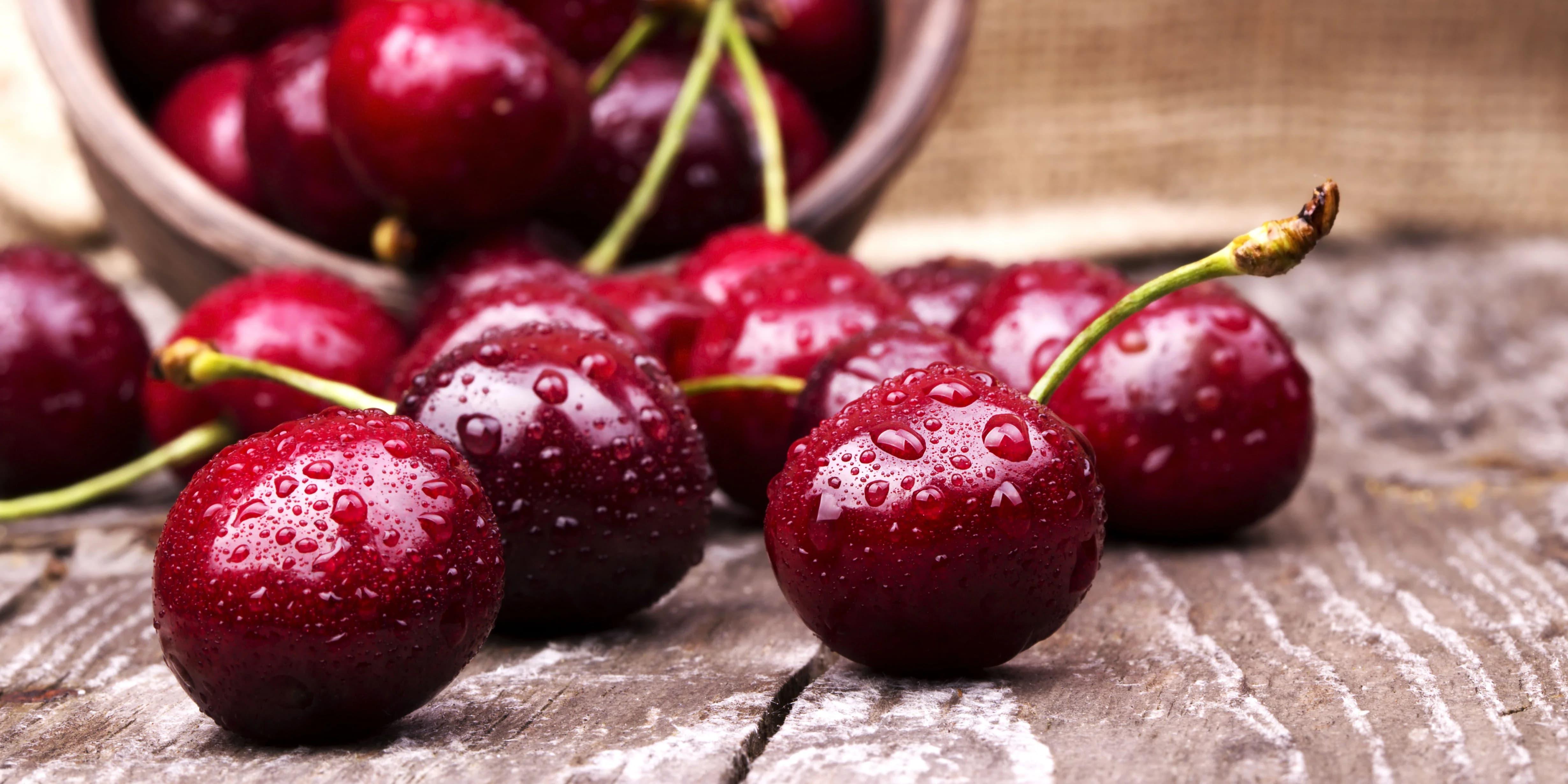 خواص-و-فواید-میوه-گیلاس