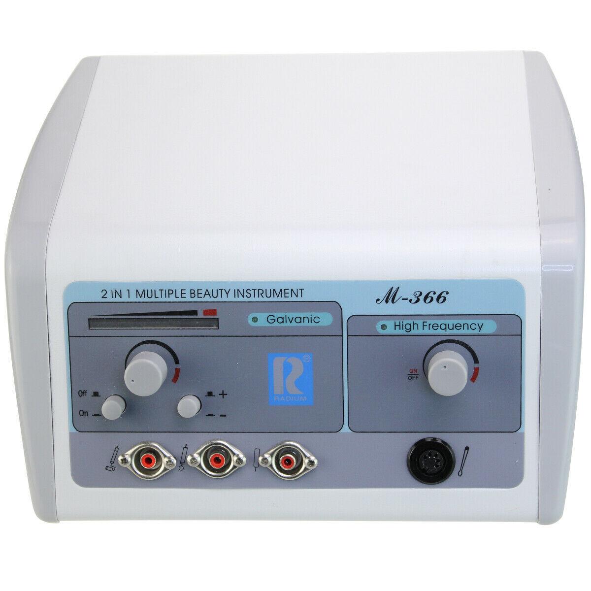 دستگاه-هیدرودرمی-و-گالوانیک-m-366