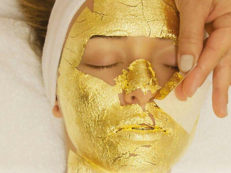 ماسک-صورت-مرطوب-کننده-طلای-خالص