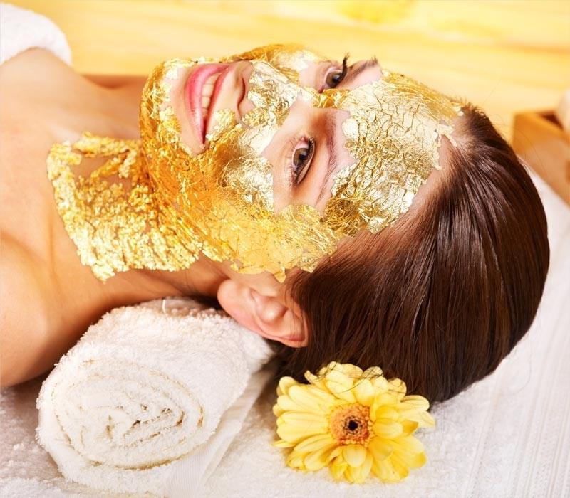 ماسک-ورقه-ای-صورت-طلای-خالص