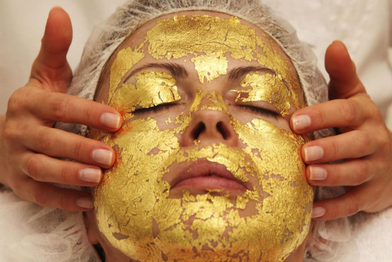 ماسک-ابرسان-ورقه-ای-صورت-طلای-خالص