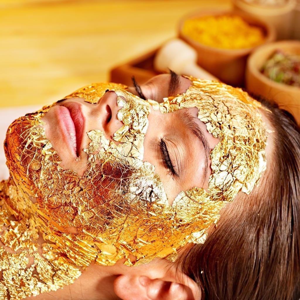 ماسک-ورقه-ای-طلای-خالص-24-عیار