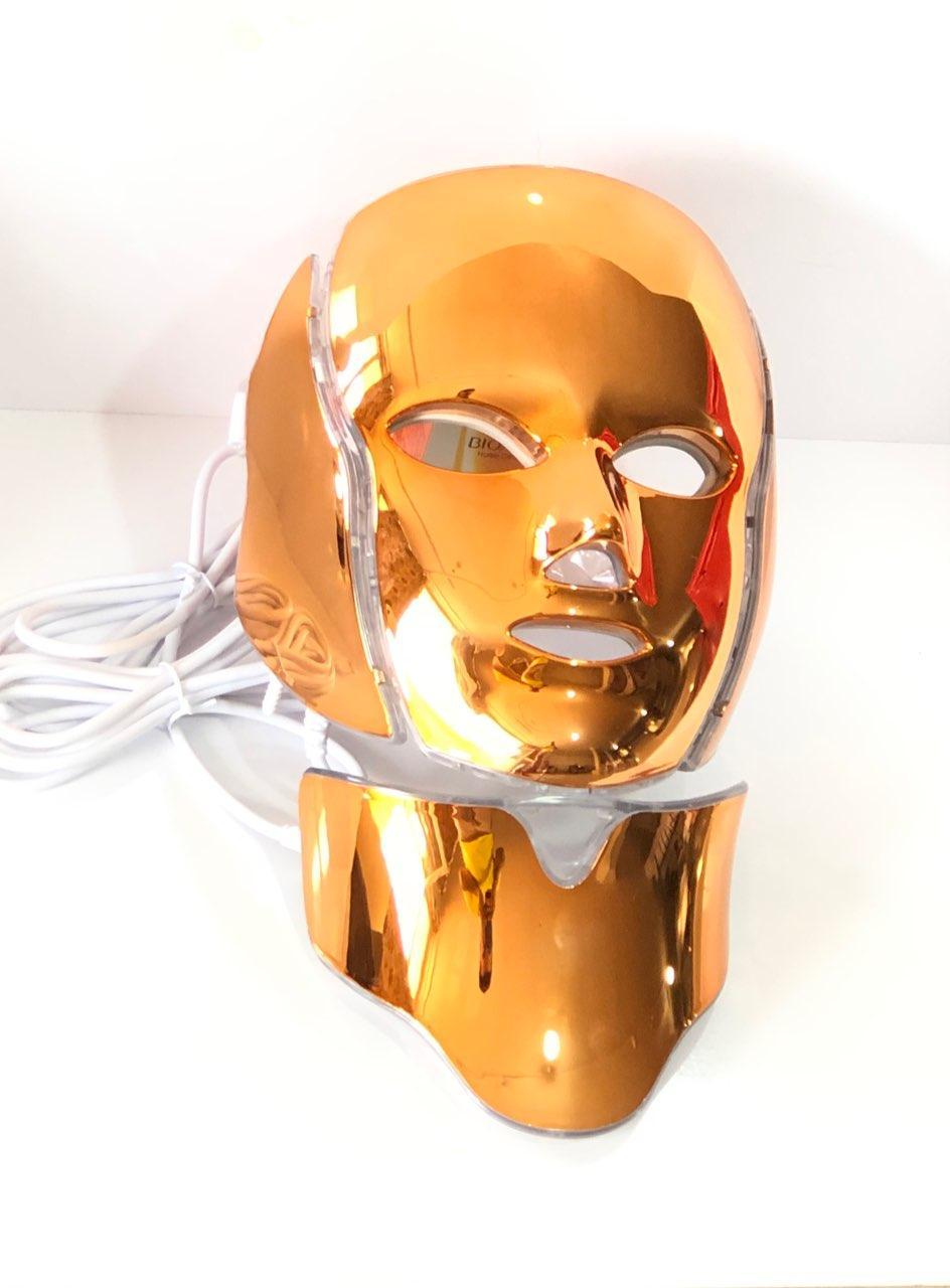 ماسک-ال-ای-دی-نور-درمانی