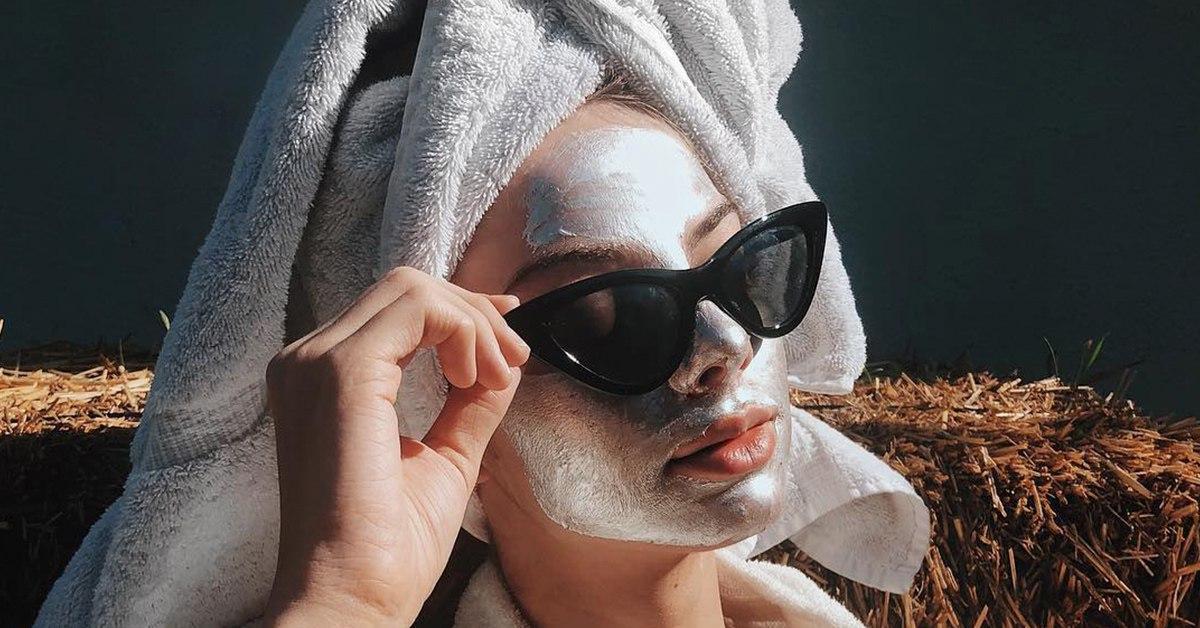 ماسک-ورقه-نقره-صورت