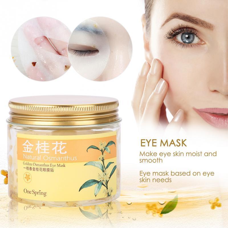 ماسک-دور-چشم-طلایی-اسمانتوس