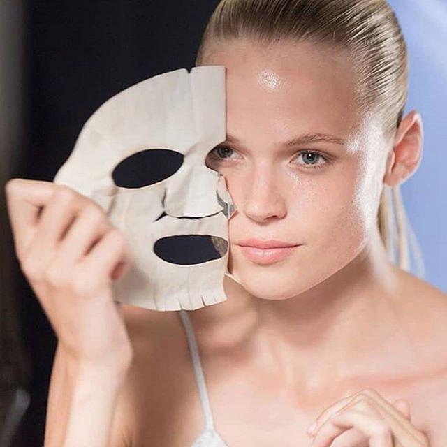 ماسک-ورقه-ای-طلا